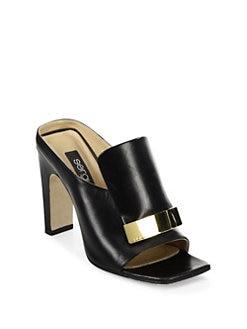 Black Friday Deals Sergio Rossi Lexington Embellished High Heel Sandals womens Black Sergio Rossi Womens Sergio Rossi