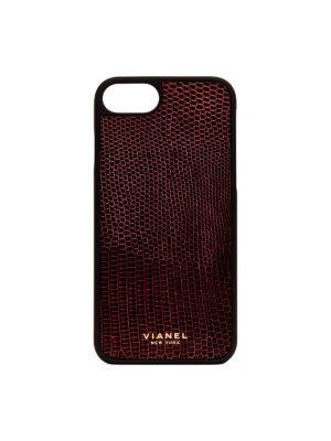 VIANEL Iphone 7 Case in Cranberry