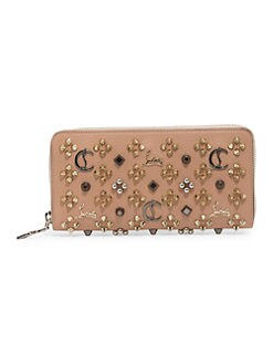 Christian Louboutin - Studded Leather Wallet