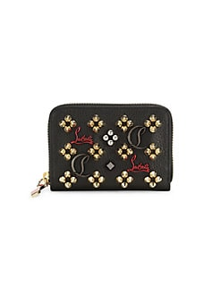 Christian Louboutin - Leather Coin Wallet