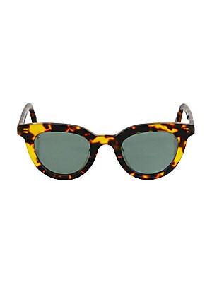 a854051ce02 Gentle Monster - Tilda Swinton X Gentle Monster Eye Eye 45MM Cat Eye  Sunglasses - saks.com