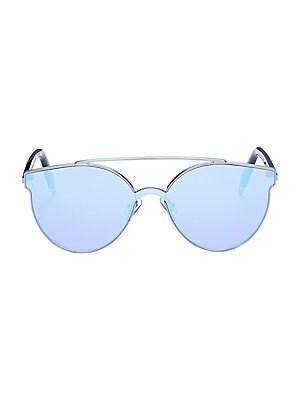 bcd7e742ac2 Gentle Monster - Tilda Swinton X Gentle Monster Trick Of The Light 61MM Mirrored  Sunglasses - saks.com