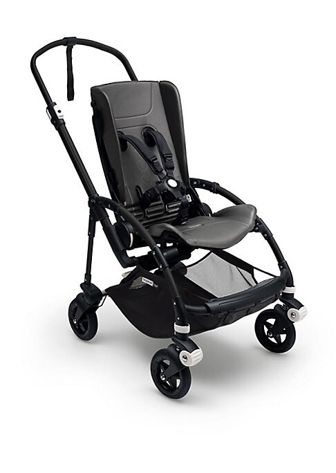 Image of Designed specifically for parents who live life on the go, the compact and light Bugaboo Bee5 is a smart choice for urban adventurers with a newborn or toddler. For a compact & easy ride through your city the Bugaboo Bee5 features a compact one-piece and