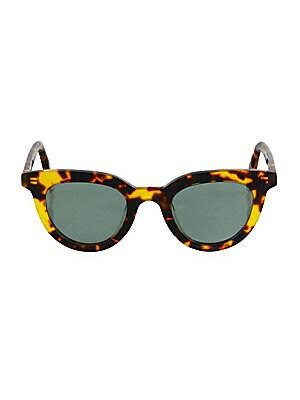f1f78471d96 Gentle Monster - Tilda Swinton X Gentle Monster Eye Eye 45MM Subtle Cat Eye  Sunglasses