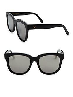 32a7afa6424e Gentle Monster. 57MM Square Sunglasses