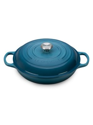 3.5 Quart Braiser by Le Creuset