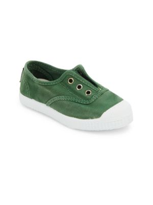 Babys Toddlers  Kids No Lace SlipOn Sneakers