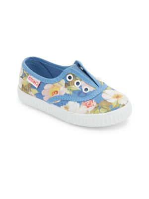 Babys Toddlers  Kids Floral No Lace Sneakers