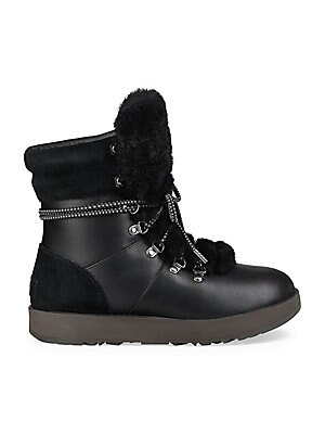 d07002a6418 Ugg - Viki Waterproof Shearling & Leather Boots