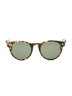 ca7b4f20ae42 Tom Ford. 53MM Round Sunglasses