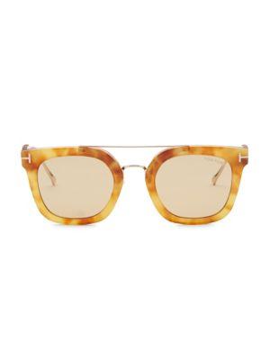 ac8d3f772a Tom Ford - Leo Sunglasses - saks.com