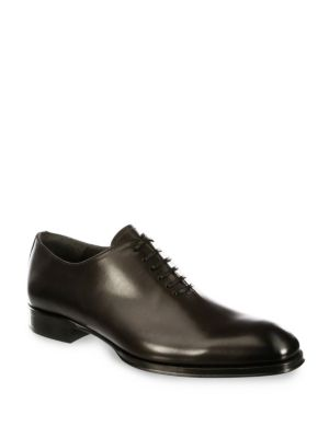 To Boot New York  Defoe Leather Oxfords