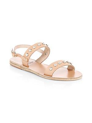 507f0102d565 Ancient Greek Sandals - Niove Leather Sandals - saks.com