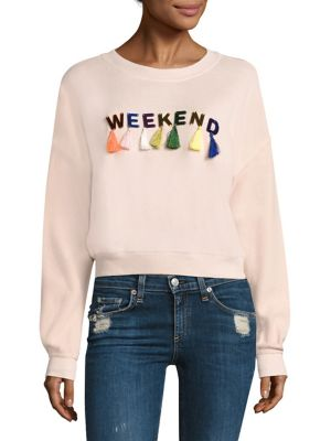 Kelli Weekend Sweatshirt by Rails