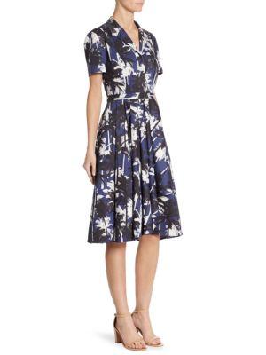 Buy Jason Wu Cotton Palm Tree Dress online with Australia wide shipping