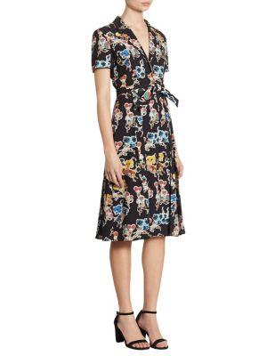Buy Jason Wu Short Sleeve Crepe Dress online with Australia wide shipping