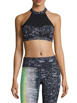 Fortitude Full Coverage Sports Bra by Vimmia
