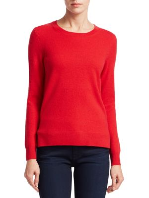 Saks Fifth Avenue COLLECTION Cashmere Roundneck Sweater