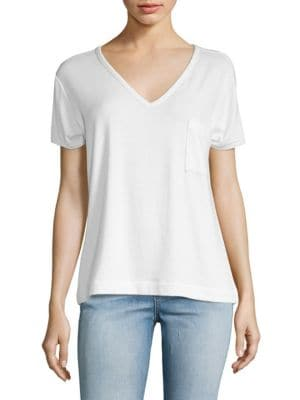 Theo Heathered Tee by rag & bone/JEAN