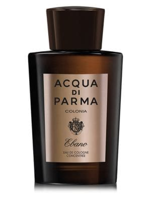 Image of A sophisticated, original fragrance created using an unusual accord of two olfactory themes, both full of character - the citrus notes of colonia blended with the woody, spicy accents of ebony. TOP NOTE: Petit Grain and Bergamot. The composition opens wit
