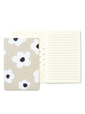 Daisy Placel and Faye Floral Notebook Set