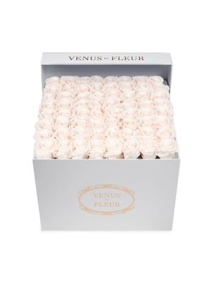 Eternity De Venus Large Square Eternity Roses by Venus Et Fleur