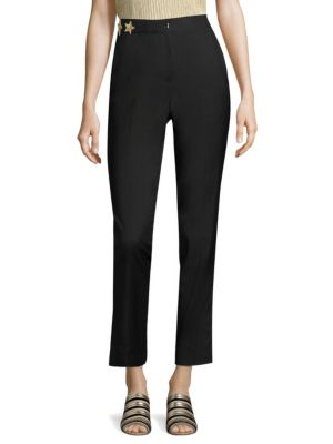Star Wool Tuxedo Pants by EACH X OTHER