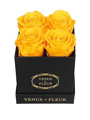 Venus Et Fleur Eternity De Venus Small Square Eternity Roses