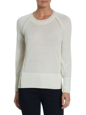 Daron Cashmere Pullover by Burberry