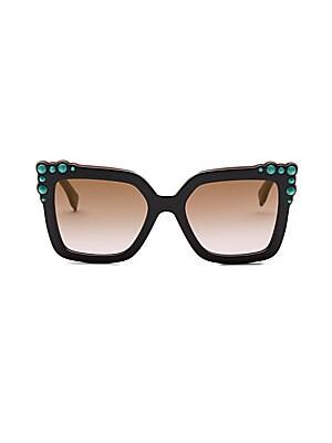 41a0dfde1fb2 Gentle Monster - 48MM Finn Retro Square Sunglasses - saks.com