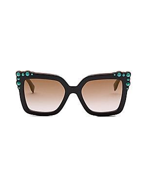 42b83a906546 Gentle Monster - 48MM Finn Retro Square Sunglasses - saks.com