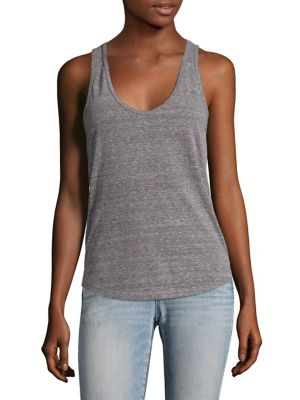 Sunday Racerback Tank Top by AMO
