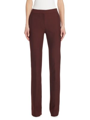 Victoria Wool Blend Pants by Victoria, Victoria Beckham