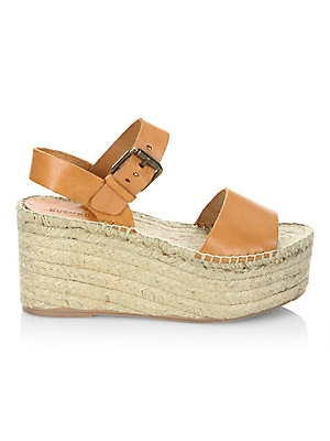 48ec0e90692 Sam Edelman - Maura Leather Platform Wedge Espadrilles - saks.com