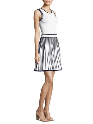 Buy Shoshanna Macrame Bernadette Dress online with Australia wide shipping