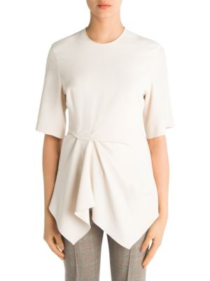 Lola Gathered Top by Stella McCartney
