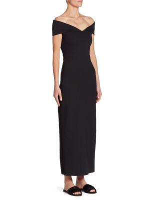 Delmi Off-The-Shoulder Dress