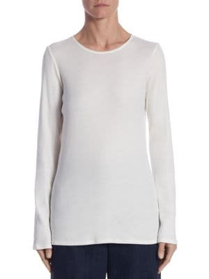 Lorena Cotton Top by The Row