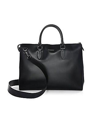 Polo Ralph Lauren - Pebbled Leather Duffle Bag - saks.com 81e5d69908f73