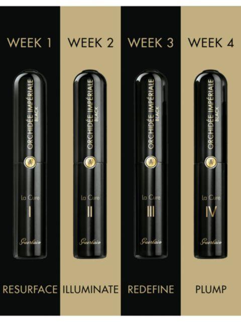 Guerlain Orchidee Imperiale Black Cure 4 Week Anti-Aging Treatment   SaksFifthAvenue