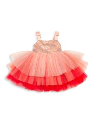 Babys TwoPiece Sunshine  Me Dress  Diaper Cover Set