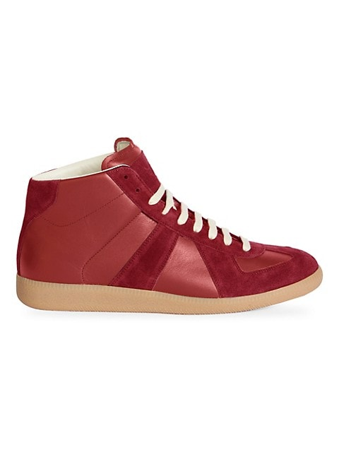 Replica Mid-Top Sneakers