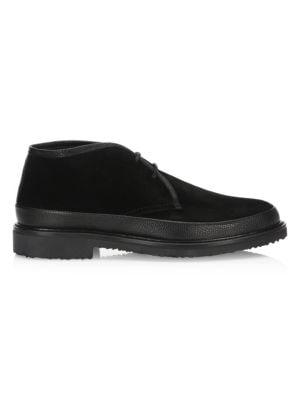 Trivero Suede Chukka Boots