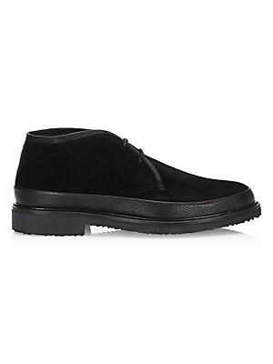 9b702bfb019d5 Ermenegildo Zegna - Trivero Suede Chukka Boots - saks.com
