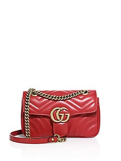 d91d3bda4f5 Gucci - Mini GG Marmont Matelasse Shoulder Bag
