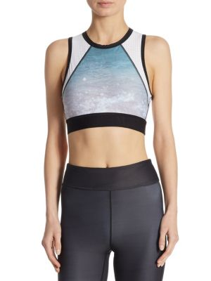 Swell Crop Perforated Tank by ALALA