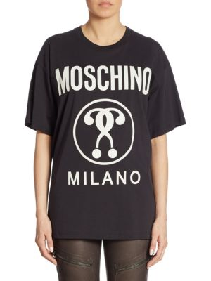 Glow In The Dark Tee by Moschino