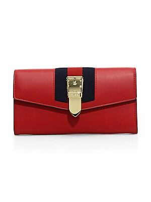 b98977f23505 Gucci - GG Small Matelassé Leather Camera Bag - saks.com