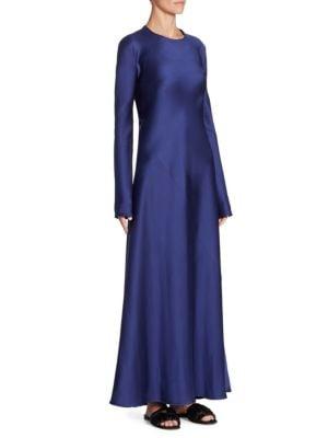 Yulia Silk Dress