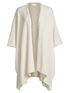 5f857425d QUICK VIEW. The Row. Hern Cashmere Cape